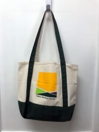 Valleys Planning Council tote bag