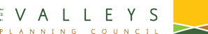 The Valleys Planning Council Logo